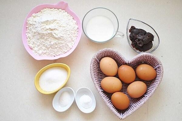 Cách làm bánh rán doraemon 1