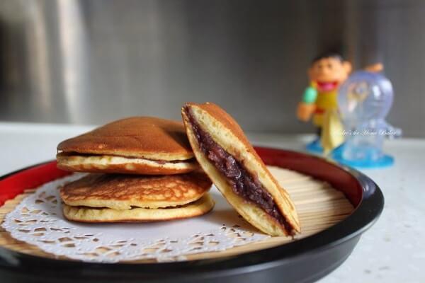 Cách làm bánh rán doraemon 2