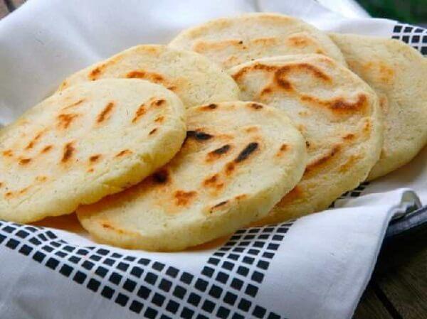 cách làm bánh rán không nhân 1