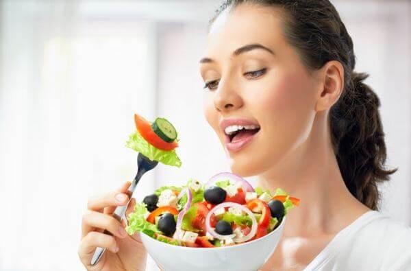 giảm cân hiệu quả ăn chậm