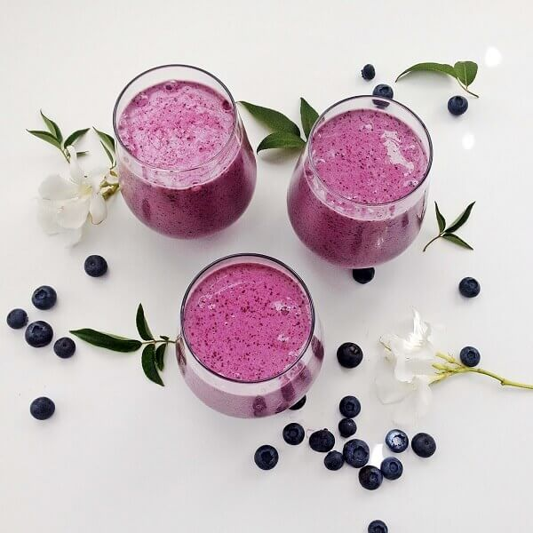 4 cách làm sinh tố giảm cân, giảm cân bằng sinh tố trái cây