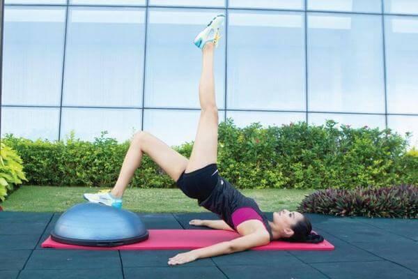 Tập thể dục giúp tăng cân cho nữ 1
