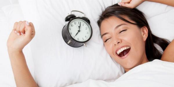 Thiết lập chế độ ngủ nghỉ khoa học giúp tăng cân