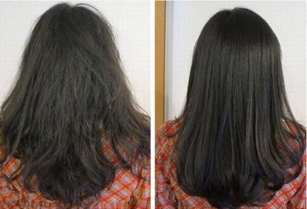 Việc phát hiện sớm tình trạng hư tổn của tóc giúp ích rất nhiều trong việc phục hồi