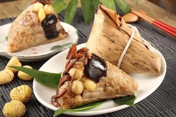 Nguồn gốc bánh Bá Trạng của người Hoa - Bánh ú người Hoa Tết Đoan Ngọ