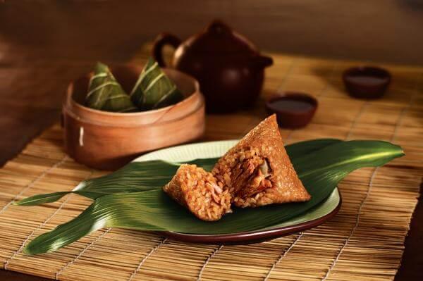 Bạn đã biết về bánh ú Bá Trạng của người Hoa?