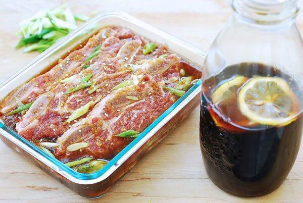Ướp thịt với nước sốt - Công thức và cách tẩm ướp đồ nướng ngon như ngoài hàng