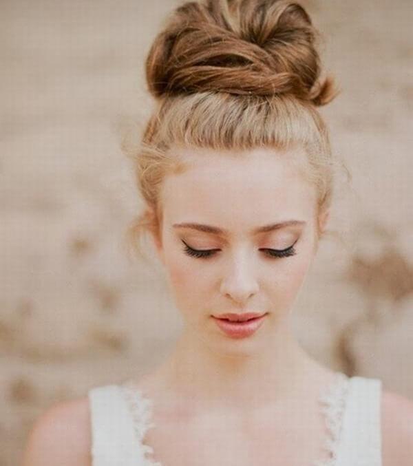 40+ kiểu tóc cô dâu đẹp đơn giản mà đẹp dễ thương trong ngày cưới, kiểu tóc Hàn Quốc cho mặt tròn 7