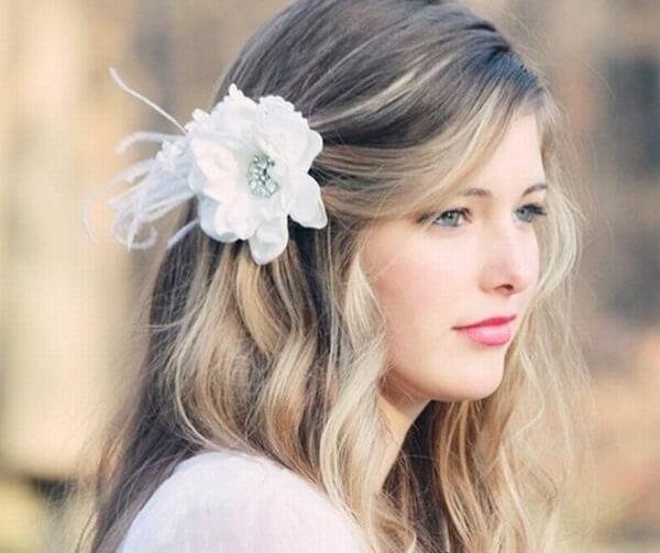40+ kiểu tóc cô dâu đẹp đơn giản mà đẹp dễ thương trong ngày cưới, kiểu tóc Hàn Quốc cho mặt tròn 16