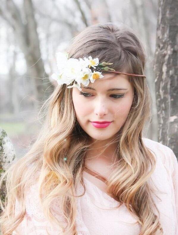 40+ kiểu tóc cô dâu đẹp đơn giản mà đẹp dễ thương trong ngày cưới, kiểu tóc Hàn Quốc cho mặt tròn 18