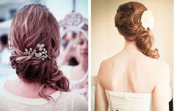 40+ kiểu tóc cô dâu đẹp đơn giản mà đẹp dễ thương trong ngày cưới, kiểu tóc Hàn Quốc cho mặt tròn 26