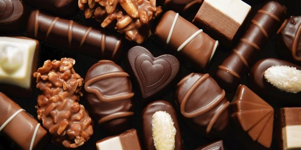 Chocolate luôn là món quà phổn biến cho ngày lễ Tình Nhân
