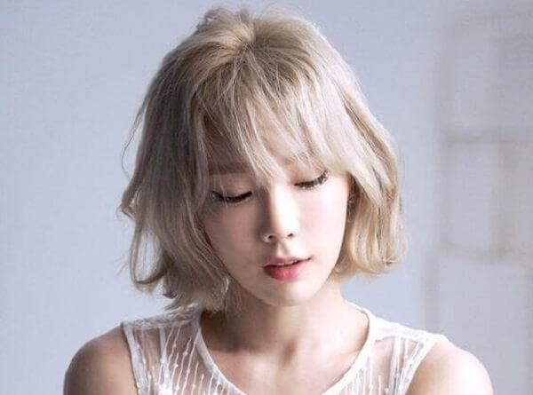 Khuôn mặt tròn hợp với kiểu tóc mái nào, để mẫu nào đẹp nhất