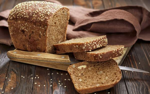 Bánh mì nâu giảm cân hiệu quả