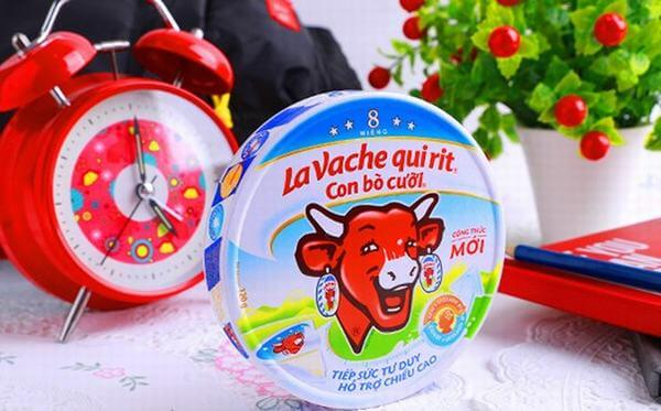 Phô mai con bò cười - hãng sản xuất pho mát Groupe Bel của Pháp