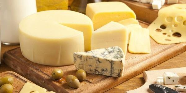 Một số loại cheese được dùng riêng trong nấu ăn