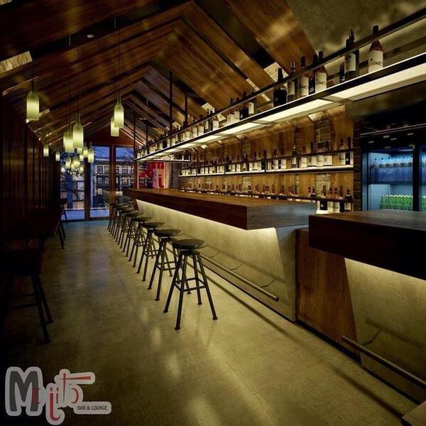 Mojito Lounge – Nguyễn Quang Bích - Các quán Bar bình dân ở Hà Nội - Địa chỉ, giá quán Bar sinh viên