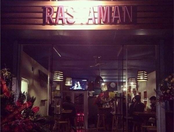 Rastaman Pub – Xuân Diệu - Các quán Bar bình dân ở Hà Nội - Địa chỉ, giá quán Bar sinh viên