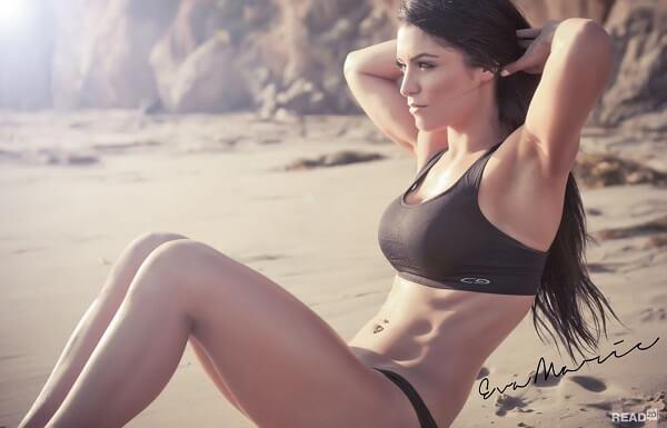 Đừng quên luyện tập cơ bụng mỗi ngày