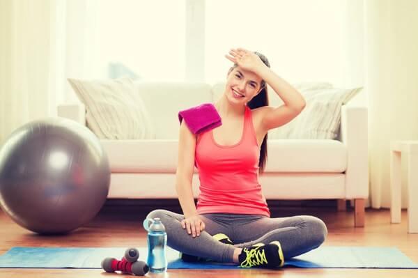Chế độ luyện tập giảm cân khoa học