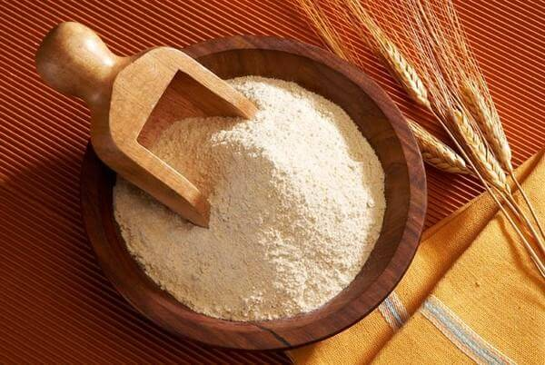 Bột mì – cach lam banh sinh nhat dep – cách làm bánh kem sinh nhật
