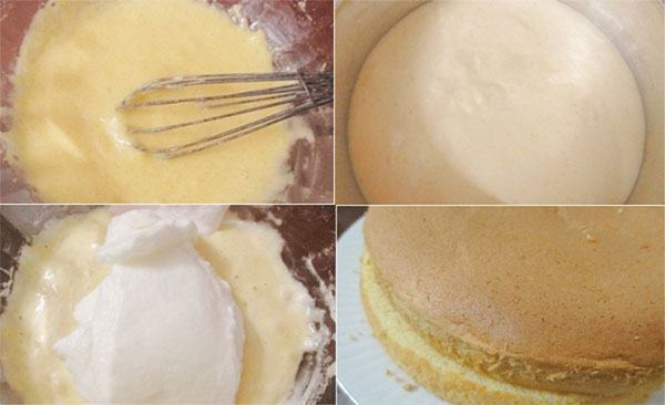 Cách làm bánh sinh nhật, bánh gato bằng nồi cơm điện đơn giản tại nhà chỉ 3 bước đơn giản