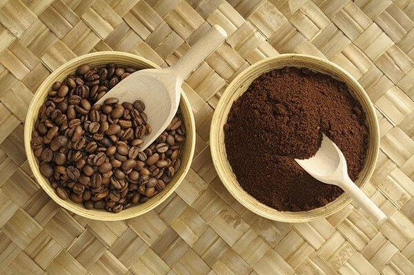 Bột cafe – cach lam banh trung thu rau cau