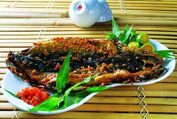 Món cá trê nướng sa tế thơm ngon, hấp dẫn - Cách làm cá trê nướng sa tế