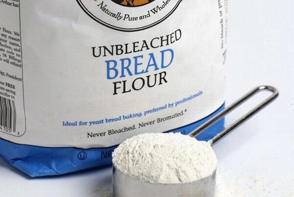 Nguyên liệu làm đế bánh