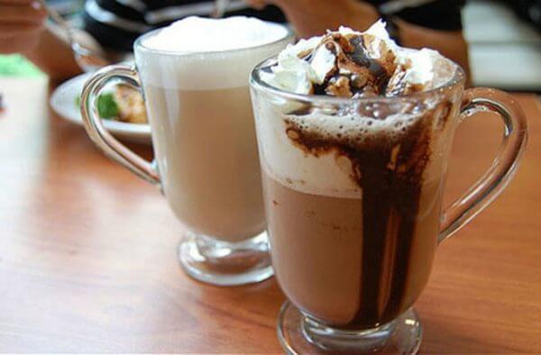 Sữa chua đánh đá cà phê – sua chua danh da