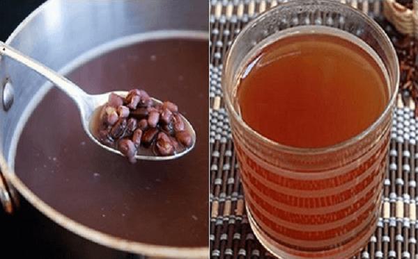 2 cách nấu nước đậu đỏ rang và làm bột đậu đỏ để uống giảm cân, đẹp da và lợi sữa cho các mẹ