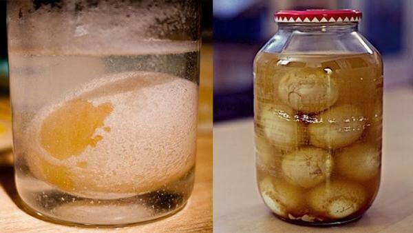 Cách ngâm rượu mật ong trứng gà thơm ngon bổ dưỡng tại nhà