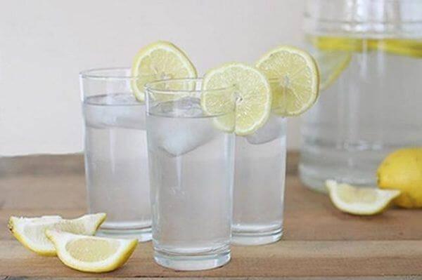 Nước chanh đường truyền thống - cach pha nuoc chanh