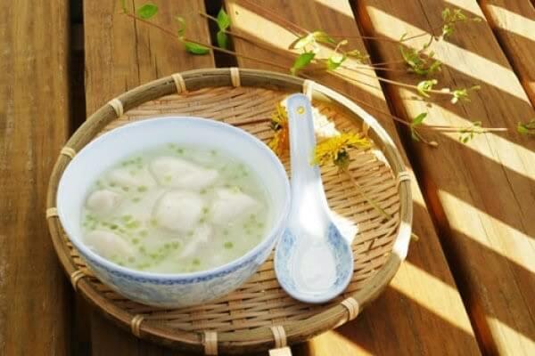 Chè khoai sọ – 3 cách nấu chè khoai lang dẻo đậu xanh, chè khoai lang tím bột năng, bột báng ngon và đơn giản
