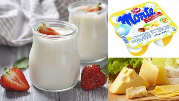 Thành phần váng sữa - Bé mấy tháng ăn được váng sữa, váng sữa loại nào tốt nhất cho bé