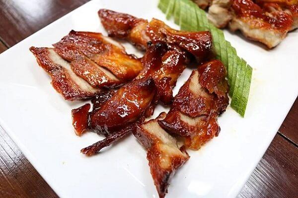 Cách làm thịt xá xíu Trung Quốc bằng lò nướng