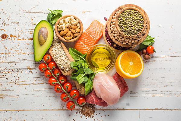 Dash Diet - Phương pháp ăn kiêng giúp giảm huyết áp