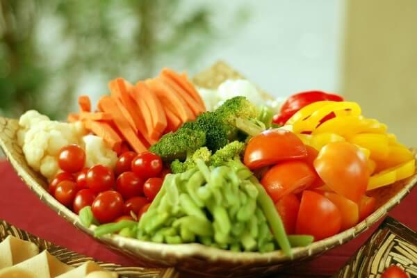 Nên bổ sung chất xơ trong thực đơn giảm cân
