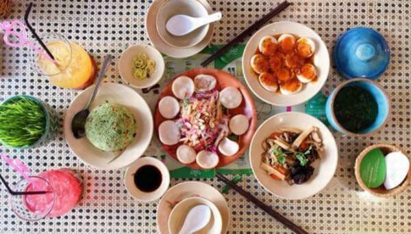 Gợi ý những quán ăn chay Quận 1 hút khách nườm nượp 10
