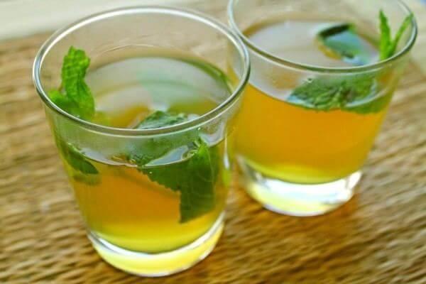 Mùi vị của bạc hà có thể làm giảm đi cảm giác ngon miệng một cách tự nhiên (Ảnh: will drink for travel)