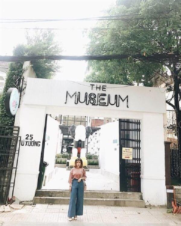 Quán cà phê The Museum Cafe