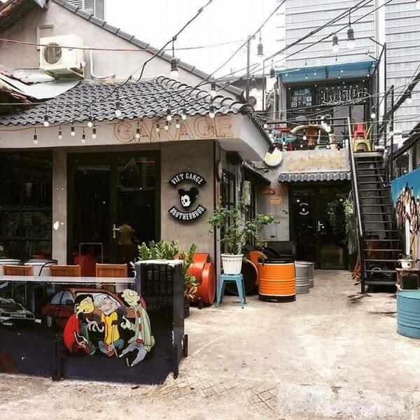 Quán cà phê VietGangz Brotherhood