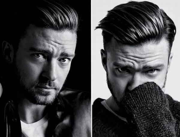 Kiểu tóc Pompadour là gì, 3 kiểu tóc Pompadour rối Hàn Quốc như Beckham, Lee Jong Suk, Justin Timberlake
