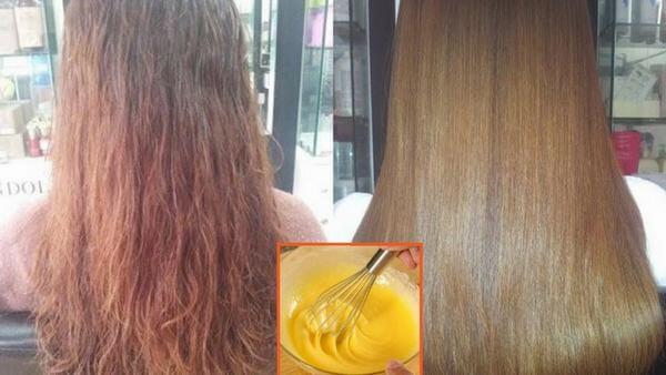 Mách bạn 5 cách giúp tóc thẳng mượt tự nhiên mà không cần duỗi ép-hình số-7