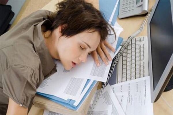 Lao động trí có tốn nhiều calo