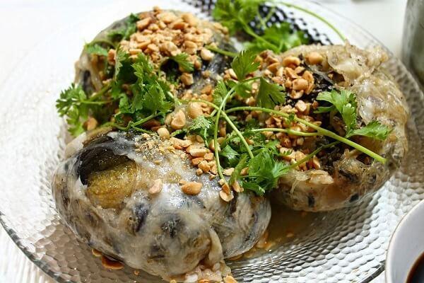 Cách làm lươn đùm bọc mỡ chài Nha Trang
