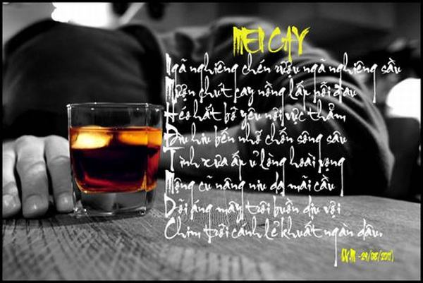 Những câu nói hay về người say rượu, Stt hay, nổi tiếng về nhậu nhẹt