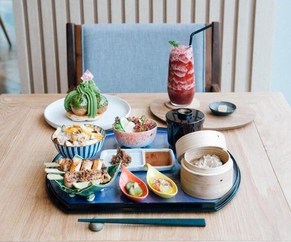 Thực đơn hấp dẫn tại Miyama
