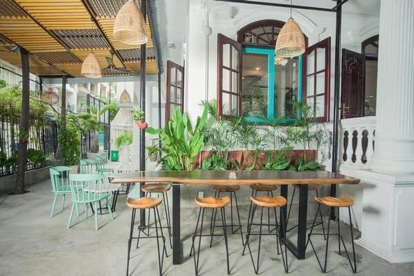 Địa chỉ cácquán cafe có phòng riêng cho nhóm ở Tphcm (Sài Gòn), Hà Nội
