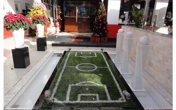 Coffee, Bar, Fastfood & Football